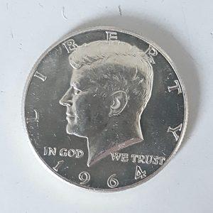 Kennedy Münzring