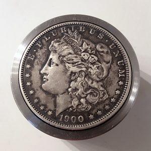 Morgan Dollar Münzring